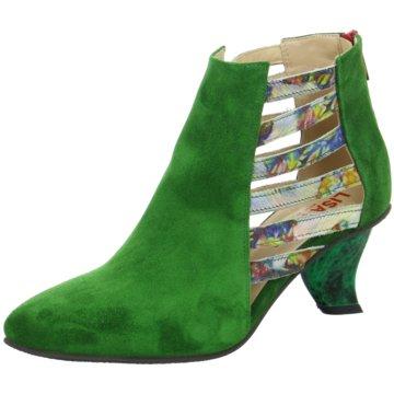Lisa Tucci Komfort Stiefelette grün