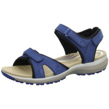 Romika Komfort Schuh blau