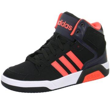 adidas NEO Sneaker High schwarz