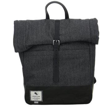 Clarks Rucksack schwarz