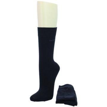 Camano Socken / Strümpfe schwarz