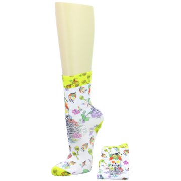 Wigglesteps Socken / Strümpfe weiß
