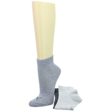 Puma Socken / Strümpfe grau