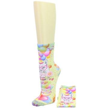 Wigglesteps Socken / Strümpfe gelb
