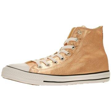 Converse Sneaker High gold