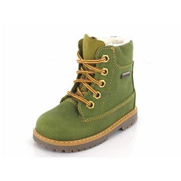 Däumling Halbhoher Stiefel grün
