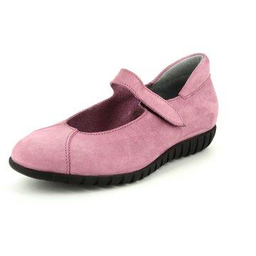Arcus Riemchen Slipper pink