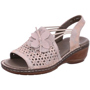 ara Komfort Sandale gold