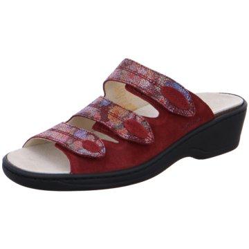 Fidelio Komfort Pantolette rot