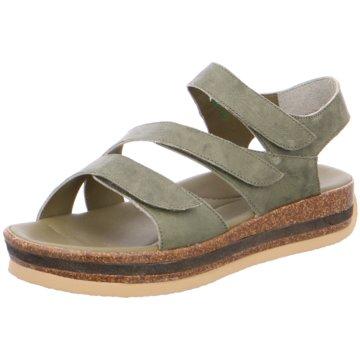 Think Komfort Sandale oliv