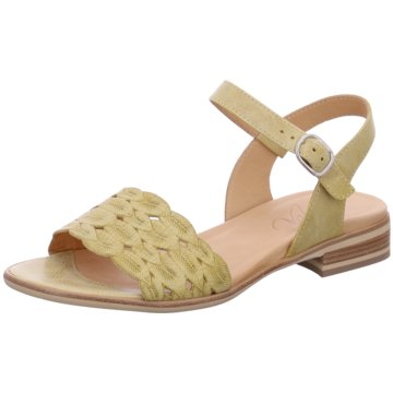 Vabeene Sandale gelb