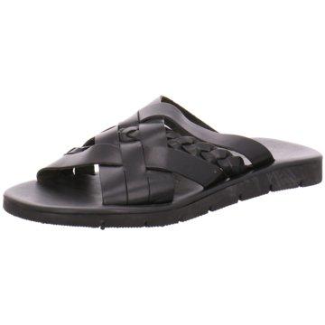 DE.VI.L. Shoes Pantolette schwarz