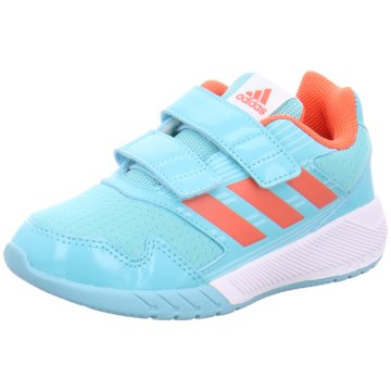 adidas Trainings- und Hallenschuh türkis