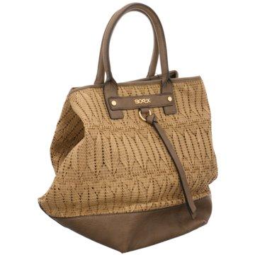Roberto Design Handtasche beige