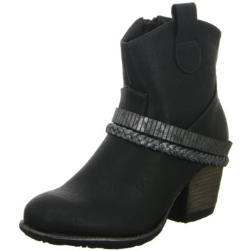 Living Updated Biker Boot schwarz