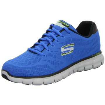 Skechers Trainingsschuhe blau