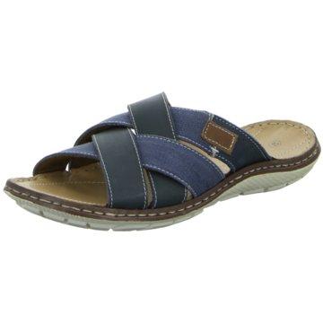 Scarbello Komfort Schuh blau