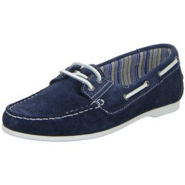 BOXX Bootsschuh blau