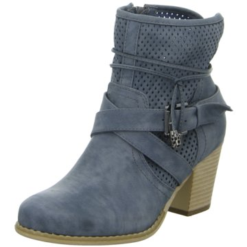 Living Updated Klassischer Stiefel blau