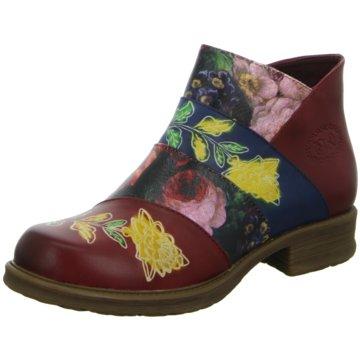 Laura Vita Ankle Boot rot