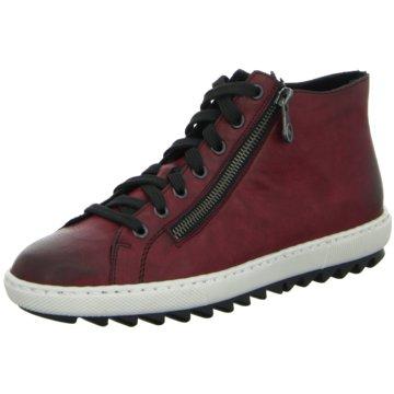 Rieker Sneaker High rot