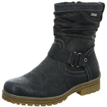 Supremo Klassischer Stiefel schwarz