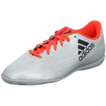 adidas Trainings- und Hallenschuh silber