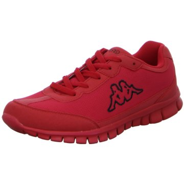 Kappa Sneaker Sports rot