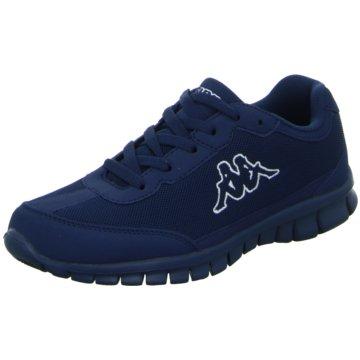 Kappa Sneaker Sports blau