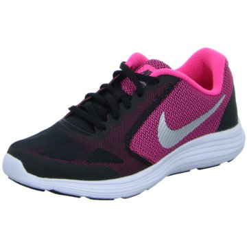 Nike - NIKE REVOLUTION 3 Kinder Runni,schw -