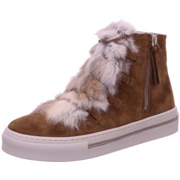 Alpe Woman Shoes Winter Secrets braun