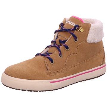 adidas Sneaker High braun