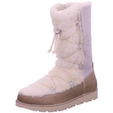 Birkenstock Winterstiefel weiß