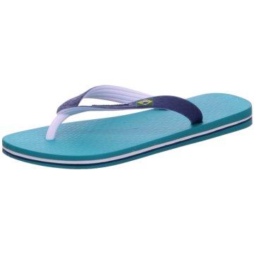 Ipanema Bade-Zehentrenner blau