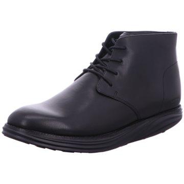 MBT Komfort Stiefel schwarz
