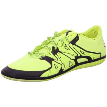 adidas Hallen-Sohle grün