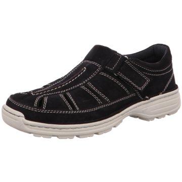 ara Komfort Slipper schwarz