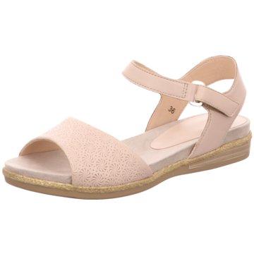 Caprice Sandale rosa