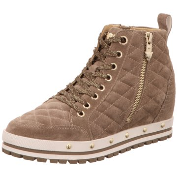 Marc Cain Modische Sneaker beige