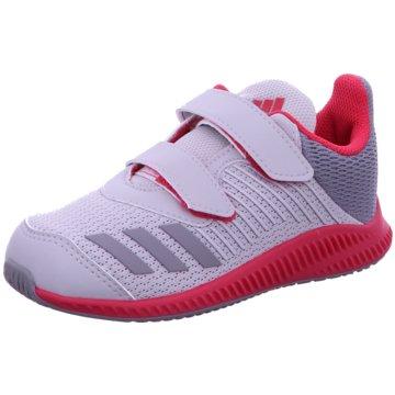 adidas Trainings- und Hallenschuh weiß