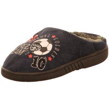 Hengst Footwear Hausschuh schwarz