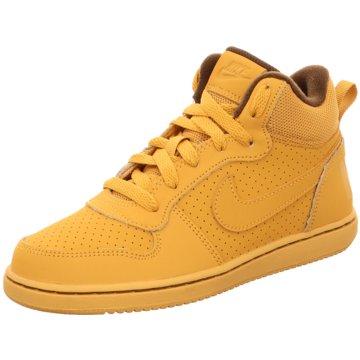 Nike Sneaker High gelb