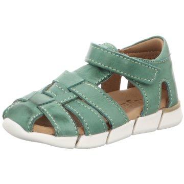 Bisgaard Sandale grün