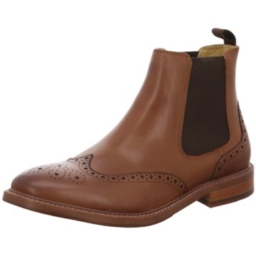 Steptronic Chelsea Boot braun