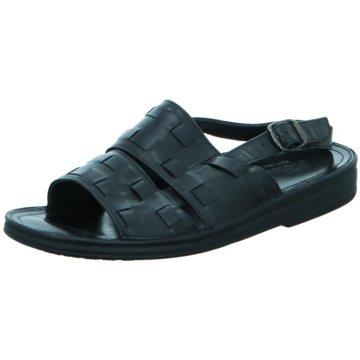 Sioux Komfort Schuh schwarz