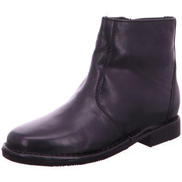 Sioux Komfort Stiefel schwarz