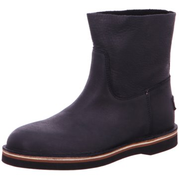 Shabbies Amsterdam Winterboot schwarz