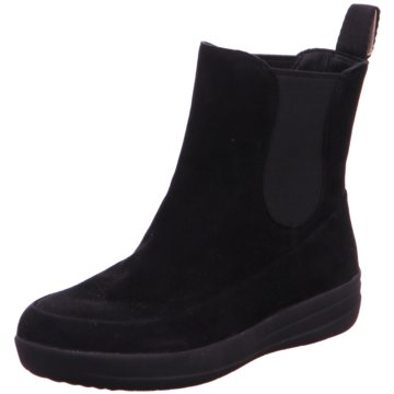 Fit Flop Komfort Stiefelette schwarz