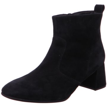Gabor Klassische Stiefelette schwarz