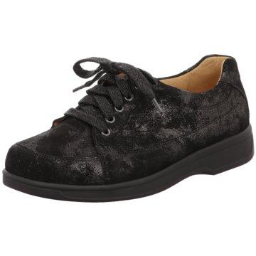 Ganter Komfort Mokassin schwarz